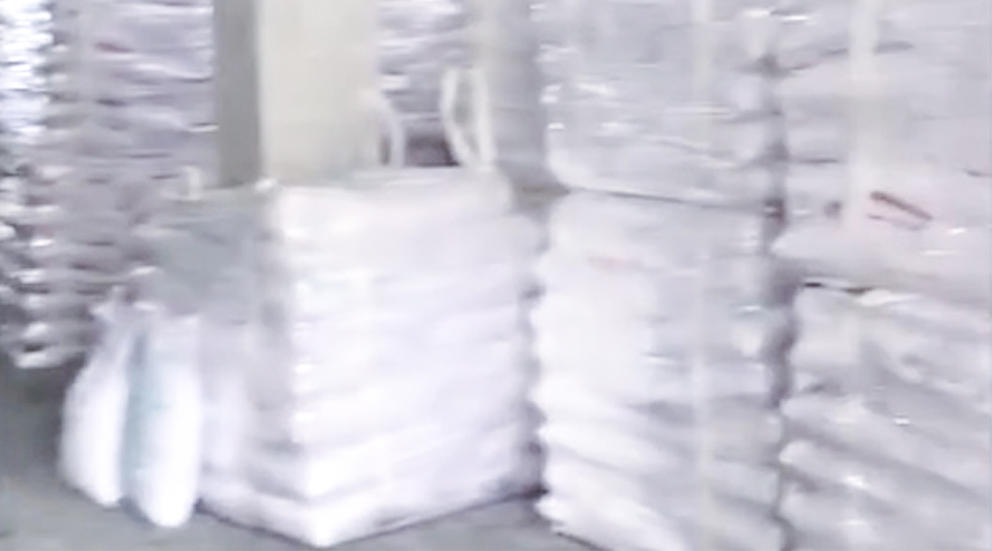 Ceramic Raw Materials Suppliers WAREHOUSE Showing video