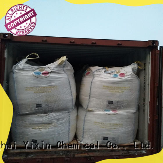 Yixin boric acid detergent manufacturers As an insecticide