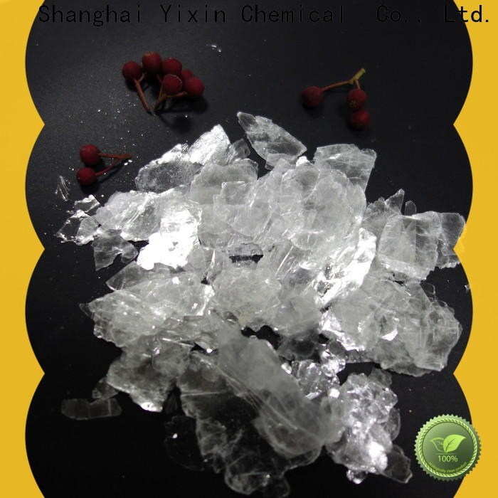 Yixin New white mica flakes for business for pearlescent pigment