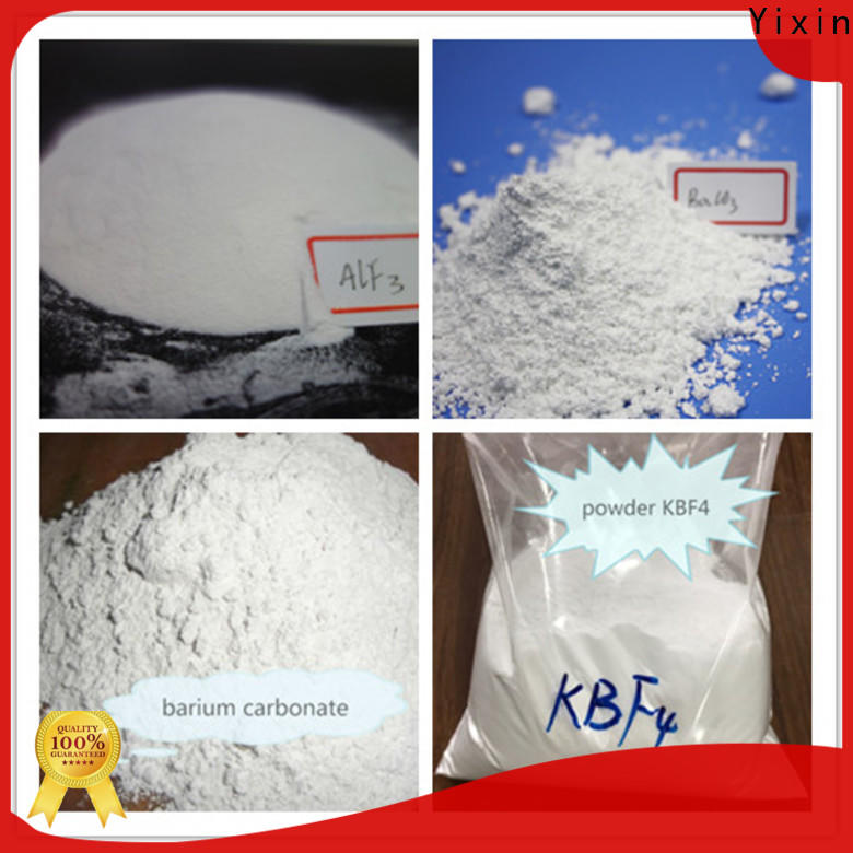 Yixin fluoroboric acid msds factory for Soap And Glass Industry