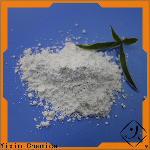Yixin Best barium chloride factory for Strontium compounds production