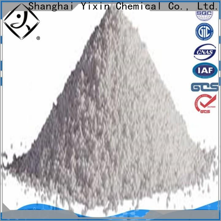 Yixin Best sodium carbonate and potassium hydroxide manufacturers for dyestuff industry