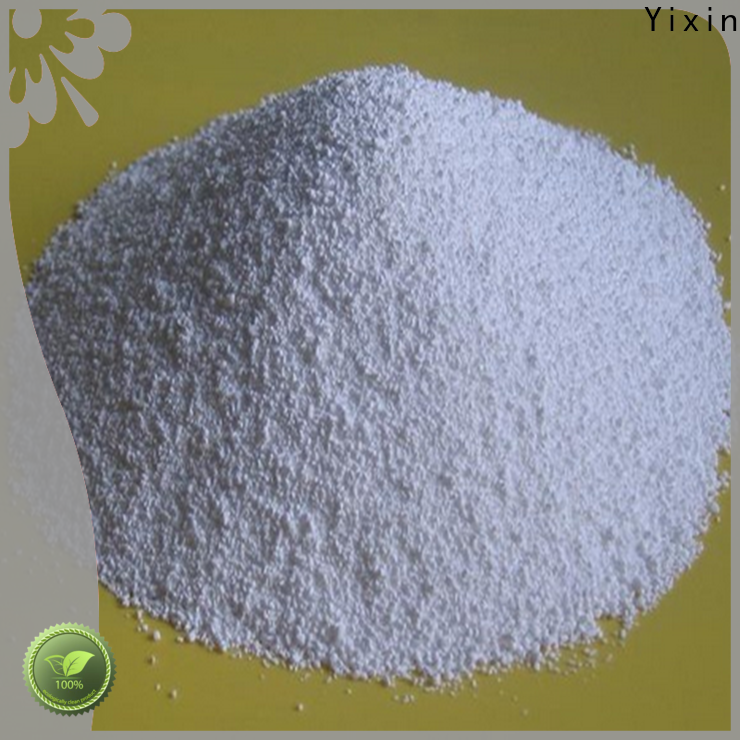 Yixin potassium carbonate basicity company for dye industry