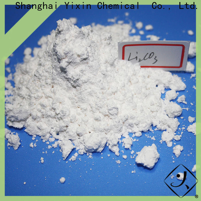 Yixin lithium 600 mg Supply used in glass production