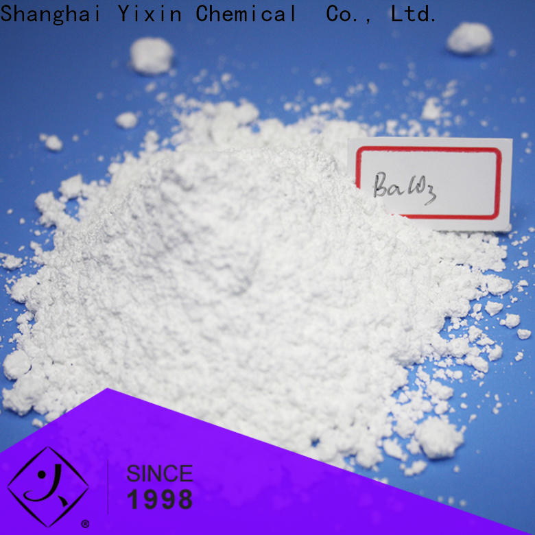 Yixin New barium hydroxide octahydrate Suppliers for glass industry