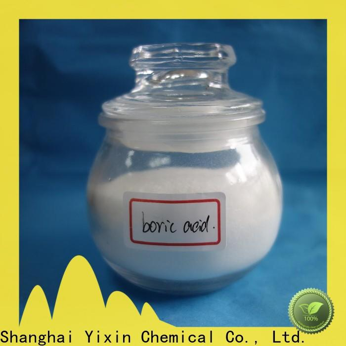 Yixin borax ingestion company for glass industry