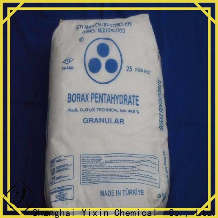 Wholesale boric acid nz Supply for laundry detergent making