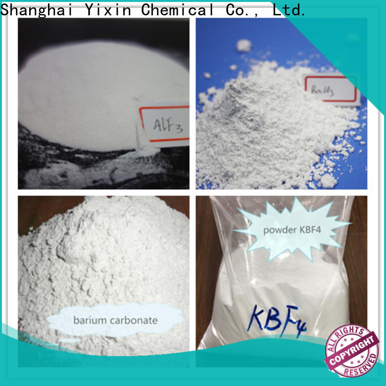Yixin sodium tripolyphosphate Supply used in metal production