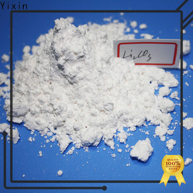 High-quality signs of high lithium levels Supply used in glass production