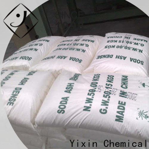 High-quality bulk soda ash for business for glass industry