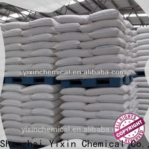Yixin Top soda ash light specification factory for textile industry