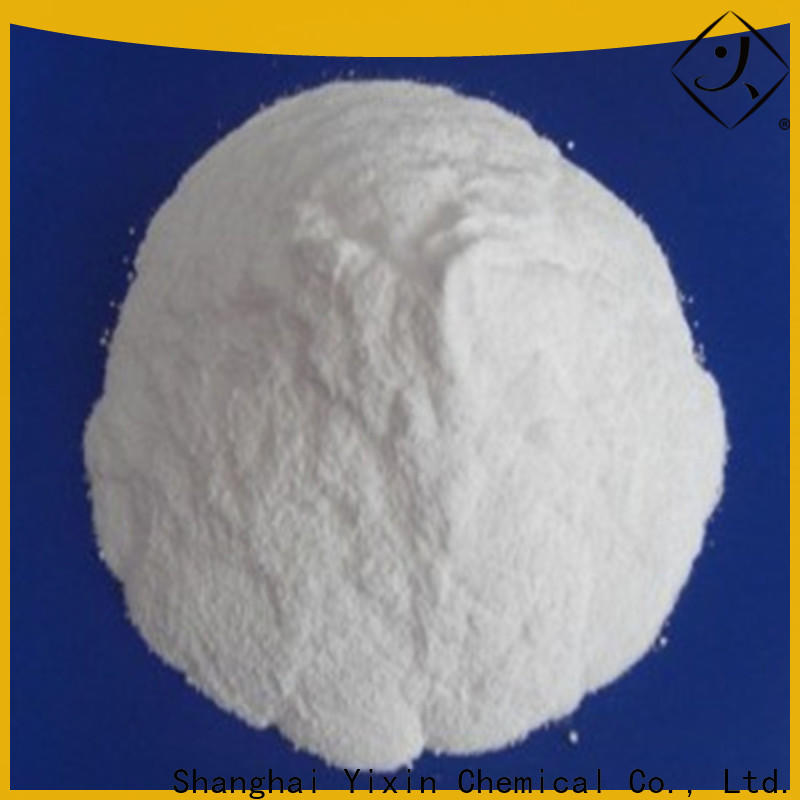 Yixin properties and uses of washing soda for business for chemical manufacturer