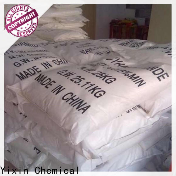 Yixin New basicity of sodium carbonate Suppliers for glass industry