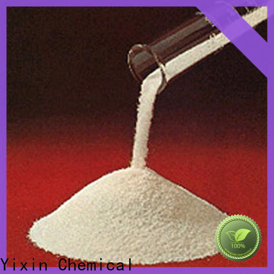 Yixin soda ash pool ph factory for chemical manufacturer