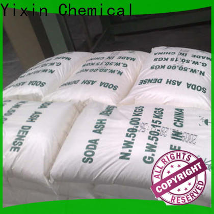 Yixin scientific name of washing soda Supply for chemical manufacturer