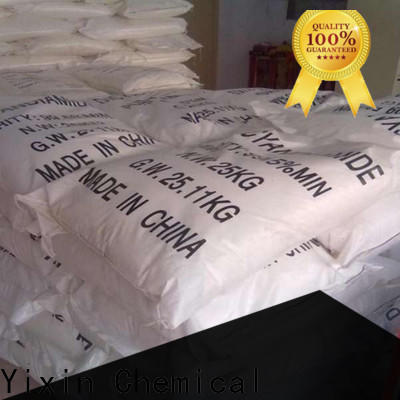 Yixin sodium hydroxide vs sodium carbonate Supply for glass industry