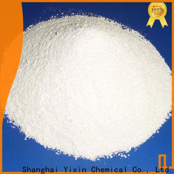 Yixin High-quality soda ash toxic company for chemical manufacturer