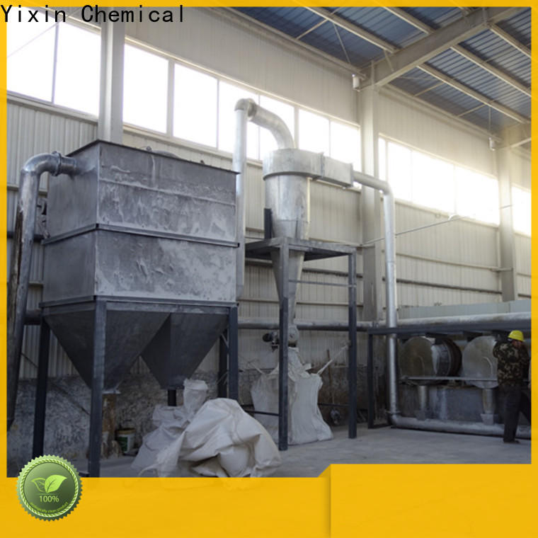 Yixin glycoluril manufacturers used in synthetic organic chemistry